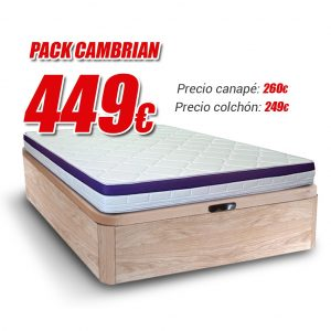 PACK CAMBRIAN